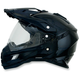 Black FX-41DS Helmet