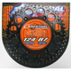 Black Rear Sprocket