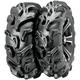 Rear Mega Mayhem 27 x 11-12 Tire - 6P0037