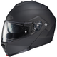 Matte Black IS-MAX II Modular Helmet