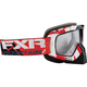 Red/Black Mission Goggles - 14440