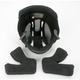 Black 3 Series Helmet Liner
