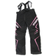 Womens Black/Pink Velocity Pants