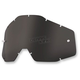 Dark Smoke Replacement Lens for Racecraft and Accuri Goggles - 51001-018-02