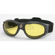Black G-905 Goggles w/Night Driving Lens - G-905BK/ND