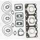 Hi-Performance Full Top Engine Gasket Set - C4029