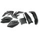 Black Complete Body Kit - HOKIT104-001