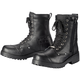 Black Coaster Waterproof Boots