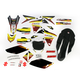 Accelerator Graphic Kit w/Seat Cover - N40-4642
