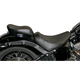 Plain Smooth Pillion Pad for Buttcrack Solo Seat - 21-303PPAD