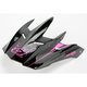 Black/Pink Youth 5 Series Element Visor - 0521