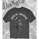 Charcoal SOA Arched with Reaper T-Shirt