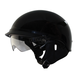 Gloss Black Alto DDV Beanie Helmet