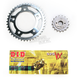 X-Ring Chain and Sprocket Kit - DKH-011