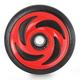 Red Idler Wheel w/Bearing - 04-0634-25