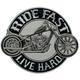 Circle Bike Patch - PPA7070