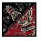 Dagger Heart Bandana - BAB1066