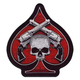 Skull and Pistols Patch - PPA1870
