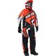 Fluorescent Orange R15 Racer Pants