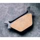 Imported Organic Brake Pads - 05-121