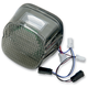 Smoke LED Integrated Laydown-Style Taillight with Built in Turn Signals and Window - GEN21-LDW-S