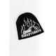 Jumbo Bike Black Beanie - 7188