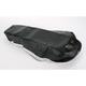 Black ATV Seat Cover - AM121