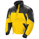 Yellow/Black/Silver Storm Snowmobile Jacket