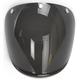 Dark Smoke Retro 3 Snap Fixed Shield - 2024841