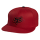 Red Switch Hitter Snapback Hat - 06963-003-OS