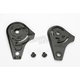 Black Base Plate Kit for HJC Helmets - 59-9739