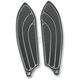 Passenger Elite Floorboards - FB-R001-B