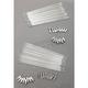 Chrome Plated Spoke Set - 0211-0107