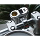 Cobra Chrome Mount USB Charging System - EK1-110