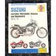 Suzuki Motorcycle Repair Manual - 2618