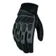 Black Hooligan Gloves
