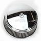 Big Sucker Stage 1 Air Filter Kit w/Chrome Steel Cover - 50-332