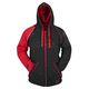 Red/Black United By Speed Armored Hoody