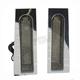 Chrome Fillerz LED Saddlebag Support Lights w/ Smoke Lens - GEN-FDRS-SMOKE