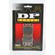 Standard Sintered Metal Brake Pads - DP811