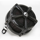 Black Hi-Five Mach 2 Air Cleaner Kit - 9553