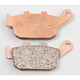Double-H Sintered Metal Brake Pads - FA140HH