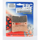 Double-H Sintered Metal Brake Pads - FA390HH