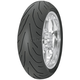 Rear 3D Ultra Sport Radial 190/55ZR-17 Blackwall Tire - 90000001360