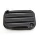 Black Ops Nostalgia Clutch Master Cylinder Cover - 0208-2117-SMB