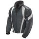Youth Black/Gray Storm Jacket