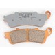 DP Sintered Brake Pads - DP126