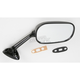 Black OEM-Style Replacement Rectangular Mirror - 20-69781