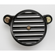 Black Anodized Finned Air Cleaner Assembly - 10-203B