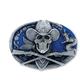 Cowboy Skull Belt Buckle - BBA1082